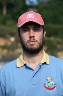 David - entrenador 3ª cadete