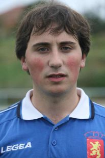 David Fernández - entrenador 2ª infantil