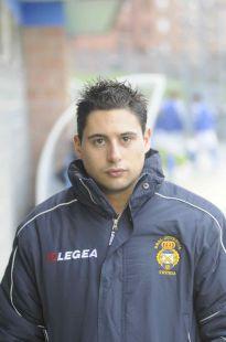 Diego Suárez - entrenador 3ª juvenil