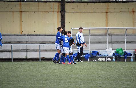Avilés Deportivo Infantil A - Los Campos [6-2]