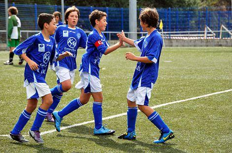 Aviles Deportivo Infantil A - Los Campos [6-2]