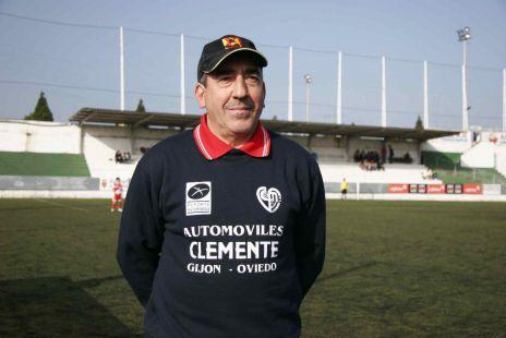 Emilio Acebal - entrenador 3ª alevín C