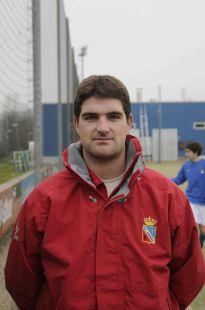 Enrique Menéndez - entrenador 1ª juvenil