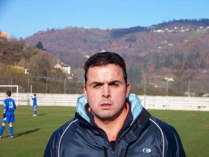 EOscar Garcia - entrenador 3ª juvenil