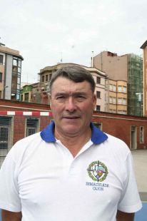 Florentino - entrenador 1ª benjamín