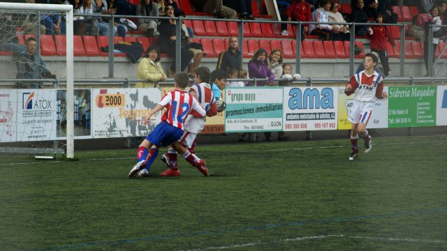 tssk roces contra sporting 1-0
