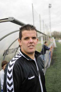 Francisco Cabal - entrenador  2ª cadete