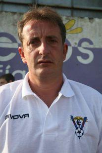 Francisco Díaz - entrenador 3ª cadete