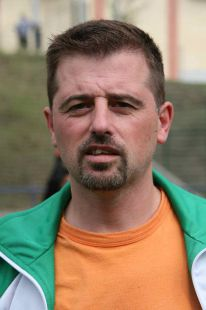 Gilberto Fernández - entrenador 3ª alevín