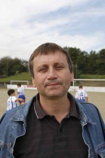 Gumersindo Fernández - entrenador 1ª infantil