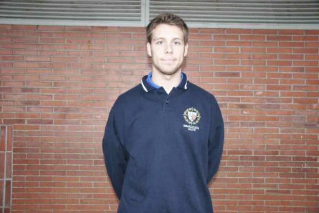 Ignacio Bona - entrenador 3ª cadete B