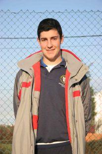 Ignacio Nespral - entrenador 2ª cadete