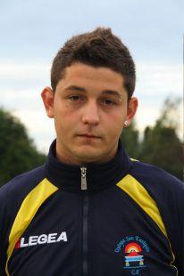 Isaac Fernández - entrenador 3ª benjamín