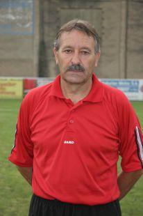 Isidro - entrenador 2ª cadete