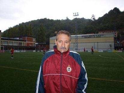 Isidro Herrero - entrenador