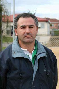 Isidro Sánchez - entrenador 3ª juvenil
