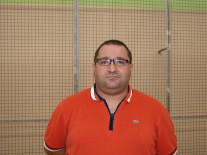 Iván Arguüelles - entrenador  2ª benjamín