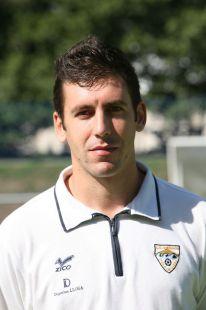 Jairo Collada - entrenador 2ª alevín