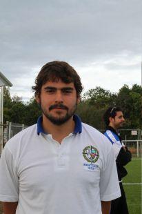 Javier Alvarez - entrenador 3ª alevín C