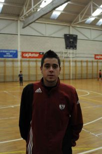 Javier Ardura - entrenador 2ª benjamín