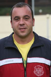 Javier Faes - entrenador 3ª infantil