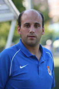 Javier Fernández - entrenador 2ª cadete