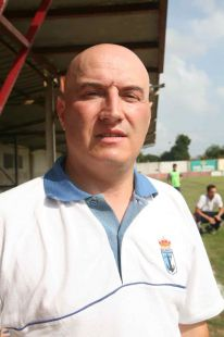 Jesús Carbajales - entrenador 2ª cadete