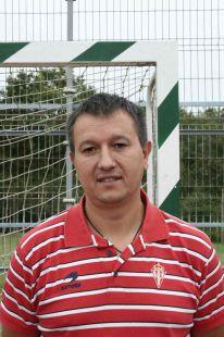 Jesús Fernández - entrenador 3ª benjamín