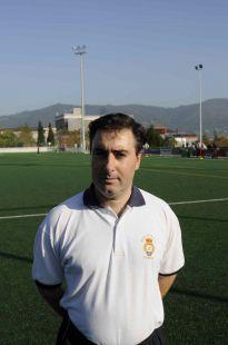 Jesús Vizuete González - entrenador 2ª alevín