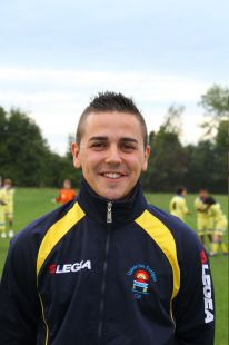 Jorge Berrig - entrenador benjamín