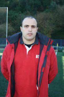 Jorge Blanco - entrenador  3ª cadete