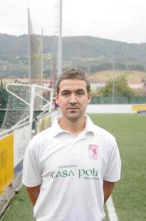 Jorge Martino - entrenador 1ª juvenil