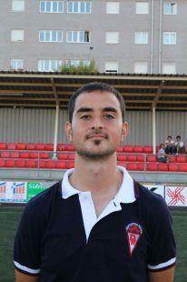 Jorge Muñiz - entrenador alevín C