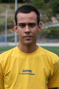 Jorge Sánchez - entrenador 2ª alevín