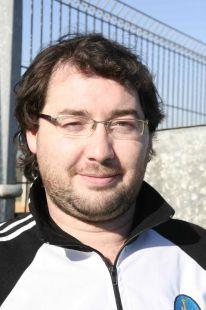 Jorge Villa - entrenador 3ª benjamín
