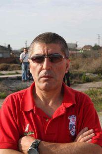 José Alcalá - entrenador 3ª infantil