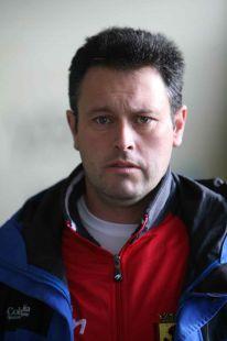 José Alfonso - entrenador 3ª benjamín B