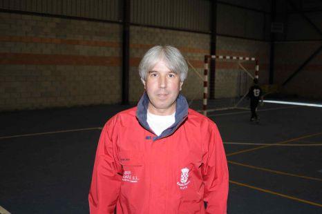Jose Amos  - entrenador 3ª cadete