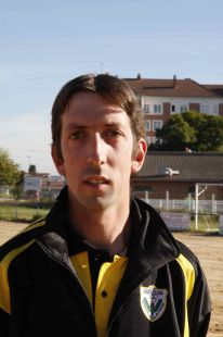 José Cortina - entrenador 3ª infantil