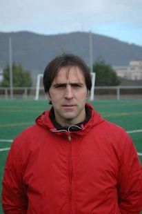 José del Valle - entrenador 1ª infantil