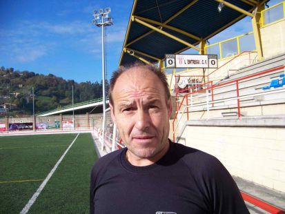 José Ignacio - entrenador 3ª cadete