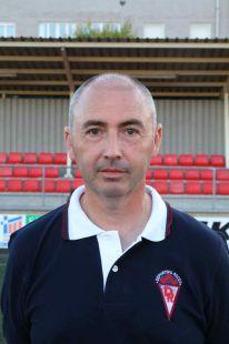 José Ignacio - entrenador alevín A