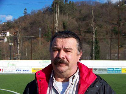 José Maximino - entrenador 3ª juvenil