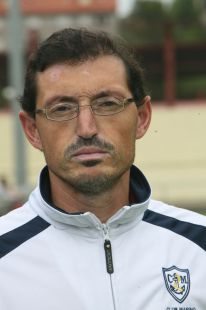 José Solís - entrenador 2ª alevín