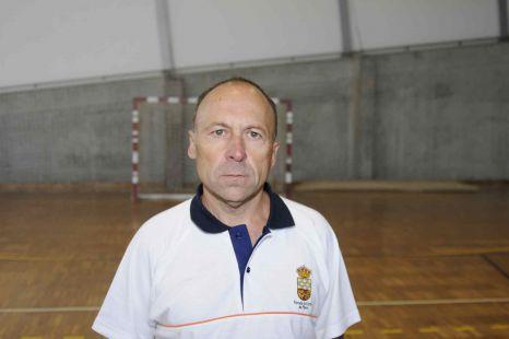 Jose Urbano - entrenador 3ª benjamín