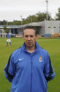 Jose Vicente - entrenador 1ª infantil