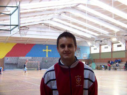 Josue Velasco - entrenador 2ª benjamín