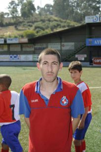 Juan Alvarez - entrenador 3ª infantil