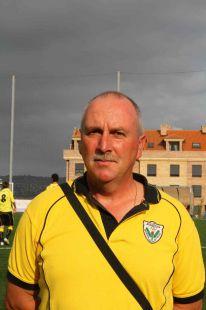 Juan Calos - entrenador 2ª juvenil