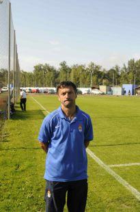 Juan Carlos - entrenador 1ª juvenil